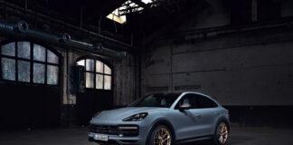 Porsche har klar en råtass av en SUV-utgave, nemlig Cayenne Turbo GT. (Fotos: Porsche)