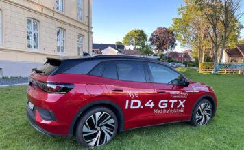 Volkswagen ID.4 GTX er en moderne elbil som tilbyr mye utstyr for pengene. (Fotos: Nybiltester)