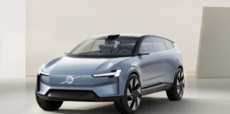 Volvo viser fram et elbilkonsept som viser veien framover for det svenske bilmerket. (Fotos: Volvo Cars)