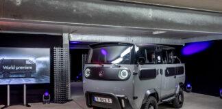 XBus er en ganske så kompakt elbil med en rekkevidde de fleste ganske så dyre elbilene kan se langt etter. (Fotos: ElectricBrands)