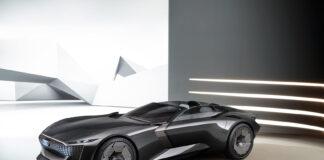 Audi gir oss nå et hint om framtiden, og den kan inkluderer biler som faktisk kan forandre sin egen lengde. (Fotos: Audi)
