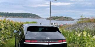 Vi har luftet Hyundais nye elbil, Ioniq 5, på landeveien. (Fotos: Nybiltester)