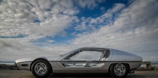 Dette er bilen med bilhistoriens største glassflate. (Fotos: Lamborhini)