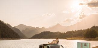 Renault leverer gjerne badet til deg om du kjører en Hippie Caviar Hotel. (Fotos: Renault)