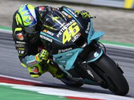 Alle som følger med på roadracing vet hvem som er på sykkel nummer 46, men nå er det snart slutt for Valentino Rossi. (Fotos: Yamaha)