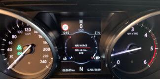 Har du vært på bilferie i sommer, bør du sjekke kilometerstanden på bilen. (Foto: NAF)