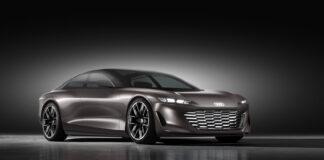 Audi gir oss nå den andre sniktitten på framtiden, og nå handler det om en voldsom luksussedan som kan kjøre av seg selv. (Fotos: Audi)