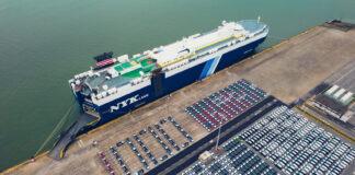 BYD har nå shippet sin 1000. Tang til Norge. (Fotos: BYD)
