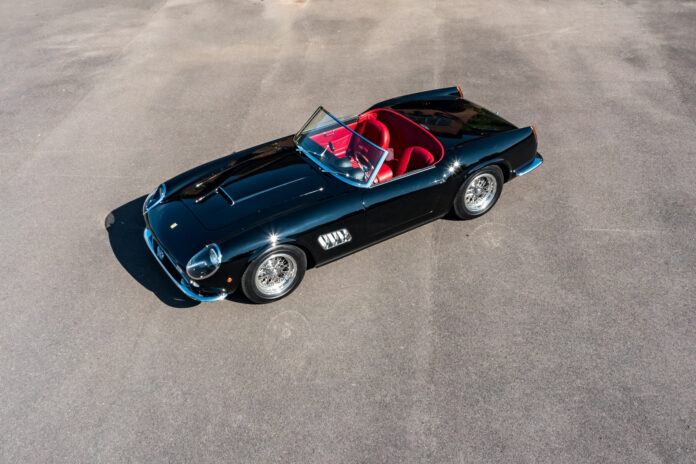 Nå blir det mulig å få seg en Ferrari California Spyder. Eller iallfall en som ser ut som denne perlen. (Fotos: GTO Engineering)