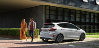 Ford oppgraderer Fiesta, den gamle favoritten som har vært med oss i snart 50 år. (Fotos: Ford)
