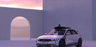Denne utgaven markerer nok et steg med en førerløs framtid. Ioniq 5 robotaxi skal etter planen komme i 2023. (Fotos: Hyundai)