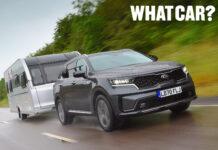 Et britisk forbrukermagasin har kåret årets beste biler til å trekke vogner, og vinneren imponerte stort. (Fotos: What Car?)