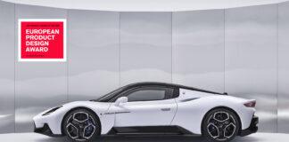 Maserati MC20 har hanket inn en svær pris. (Fotos: Maserati)