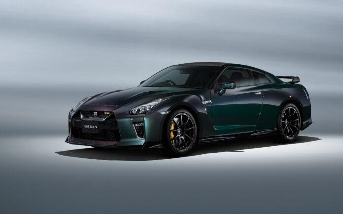 Nissan USA har klar en ny spesialutgave av GT-R, og denne er kalt T-spec. (Fotos: Nissan)