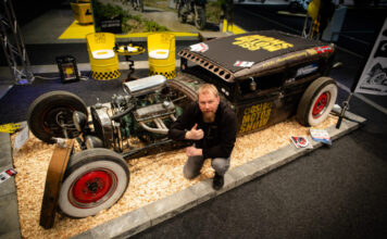 Messegeneral Tommy Larssen kan ønske 40.000 velkommen til årets Oslo Motor Show. (Fotos: OMS)