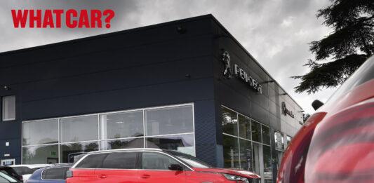 Peugeot 5008 er et godt valg for de som skal kjøpe en ny bruktbil. (Fotos: What Car?)
