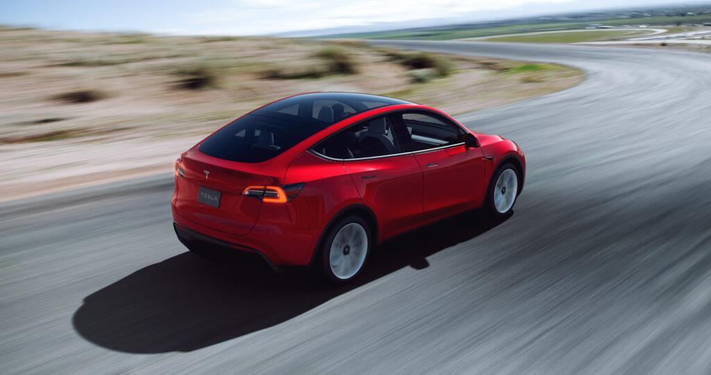 Mange har ventet på Tesla Model Y.