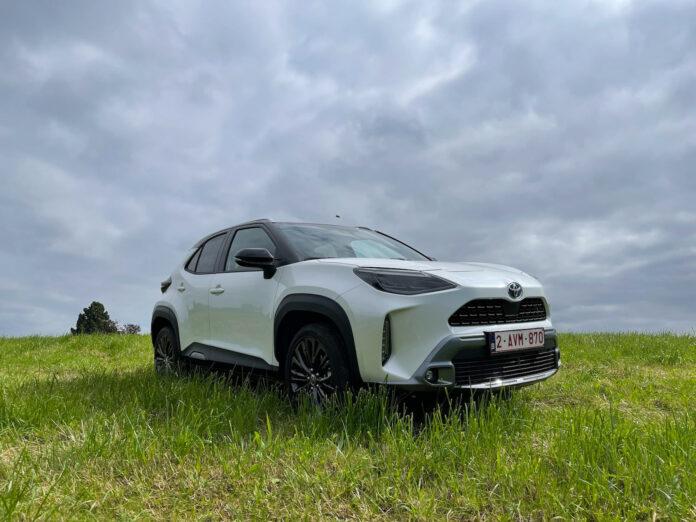 Toyota Yaris Cross kommer snart til Norge, og vi har testet den. (Fotos: Nybiltester)