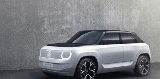 Volkswagen ID. Life er et konsept for en liten elbil som skal komme i 2025. (Fotos: VW)