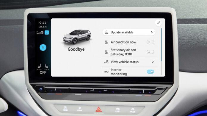 Volkswagen åpner nå for tråløse oppdateringer av samtlige ID.-bilene. (Fotos: Volkswagen)