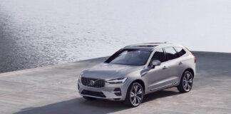 Seks av Volvos ladehybrider får ny enda bedre elektrisk rekkevidde, inkludert XC60. (Fotos: Volvo)