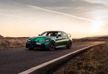 Alfa Romeo har nå solgt unna alle spesialutgavene av Giulia kalt GTA og GTAm. (Fotos: Alfa Romeo)