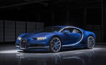 Bugatti Chiron nærmer seg nå slutten, og det er under 40 av de 500 planlagte bilene som ikke ennå er kjøpt. (Fotos: Bugatti)