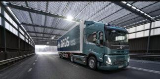Volvo har mottatt en rekordstor ordre av elektriske lastebiler. (Foto: Volvo)