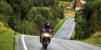 Totalt mistet 16 personer i forbindelse med trafikken i september, og fem av disse var motorsyklister. (Illustrasjonsfotos: Statens vegvesen)