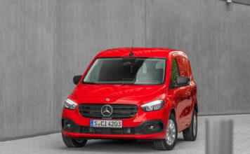 2. generasjon av Mercedes Citan er nå klar til bestilling, og prisene er klare. (Fotos: Mercedes)