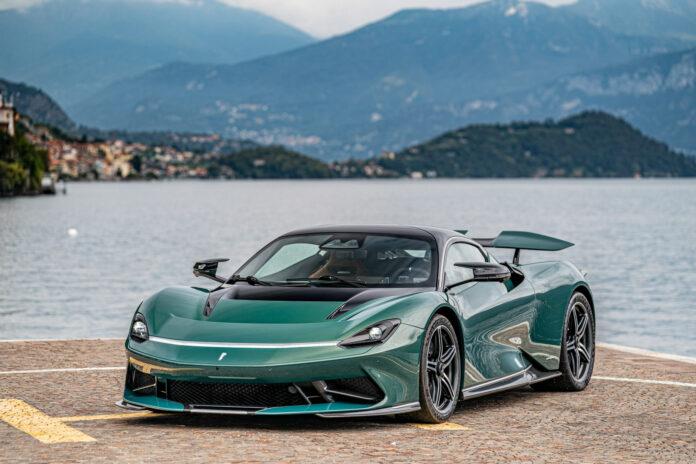 Pininfarina Battista har hanket inn sin tredje pris, før den første bilen er levert ut til en kunde. (Fotos: Pininfarina)