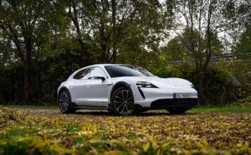Vi har prøvekjørt Porsche Taycan Cross Turismo 4. (Fotos: SB Automotive/Nybiltester)