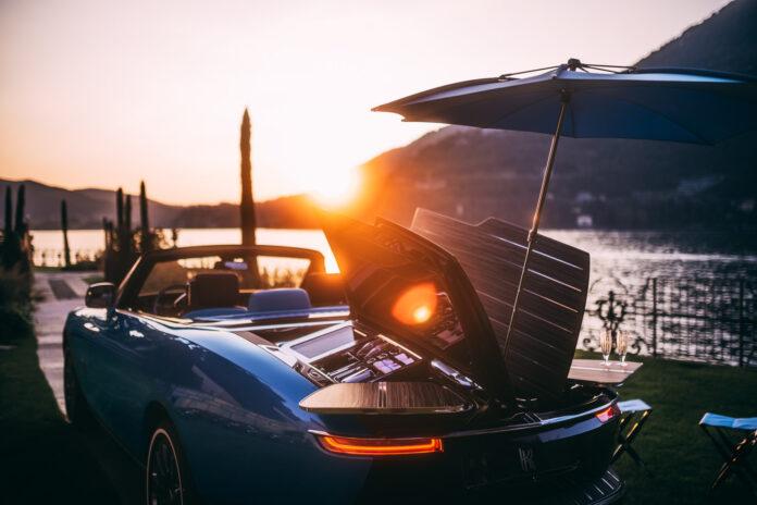 Rolls-Royce børster støv av en gammel tradisjon, og viser nå den første kundebygde coachbuild-bilen i moderne historie. (Fotos: Rolls-Royce)