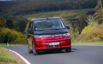 Volkswagen har åpnet salget for nye Multivan. (Fotos: Volkswagen Nyttekjøretøy)